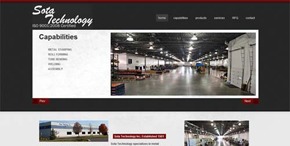 Sotatechnology Website Design